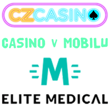 loga reference elite medical casino v mobilu cz-casino.cz